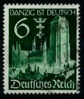 3. REICH 1939 Nr 714 Gestempelt X85D92E - Germany