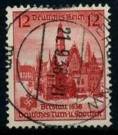 3. REICH 1938 Nr 667 Gestempelt X860E3A - Oblitérés
