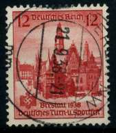 3. REICH 1938 Nr 667 Gestempelt X860E3A - Germany