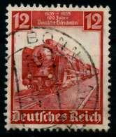 3. REICH 1935 Nr 581 Zentrisch Gestempelt X86109E - Oblitérés