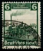 3. REICH 1935 Nr 580 Gestempelt X8610BA - Germany