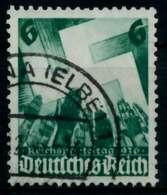 3. REICH 1936 Nr 632 Gestempelt X86124E - Germany