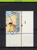 FG1203P.1 PLAATFOUT PLATE ERROR PLATTENFEHLER NEDERLAND NETHERLANDS 1980 PF/MNH - Variétés Et Curiosités