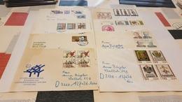 LOT ENV.  DDR - Briefmarken
