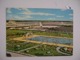 ARGENTINA - POST CARD INTERNATIONAL AIRPORT IN EZEIZA IN THE STATE - Aerodromi