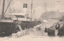 ***  20  2B ***  CORSE île Rousse  Le Port Les Quais  - Précurseur Timbrée TTB - Other Municipalities