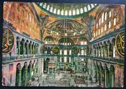 ISTANBUL - Interior Of St. Sophia Museum - Mosque - Turkey - Vg - Turchia