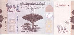 YEMEN 100 RIAL 2018 2019  P- NEW UNC */* - Yemen