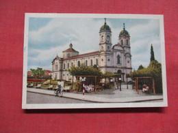 Barretos Matriz Brazil  Stamp & Cancel  Ref    3576 - Brazil