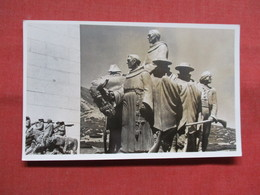 RPPC  Monument To Id    Ref    3576 - Postcards