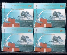 Argentina - 2003 - L'Antarctique Argentine. Base Jubany Du 50ème Anniversaire - Nuevos