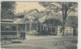 Dusburg - Monning - 1905 Strassenbahn - Duisburg