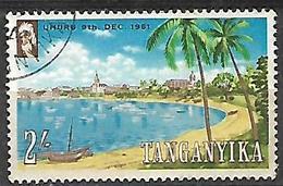 USED STAMP TANGANYIKA - Stamps