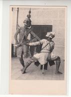 Thailand / Temple Dancing Postcards - Thailand