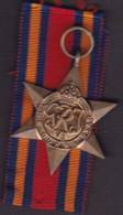 The Burma Star Unnamed Original - United Kingdom