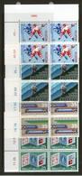 SUISSE-SWITZERLAND 1990 DIVERS  BLOC DE 4   YVERT   N°1338/41  NEUF MNH** - Ungebraucht