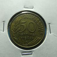 France 50 Centimes 1962 - Frankrijk