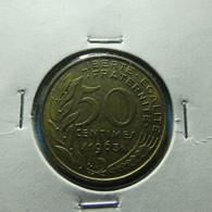 France 50 Centimes 1963 - Frankrijk
