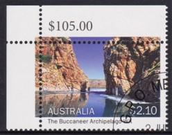 Australia 2015 Islands $$2.10 The Buccaneer Archipelago Corner CTO - 2010-... Elizabeth II
