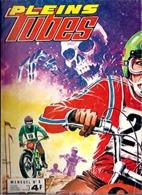 "Bandes Dessinées ( Moto, Motards ) "" PLEINS TUBES "" N° 8_L57 - Motor Bikes"