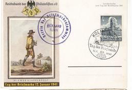 21428 - JOURNEE DU TIMBRE  KOLMAR - Storia Postale