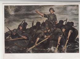 Germany / W.W.2 Military Propaganda Postcards - Germany