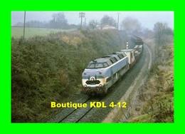RU CT 18 - TTX - Locomotive CC 65004 Vers GEVINGEY - Jura - SNCF - Trains