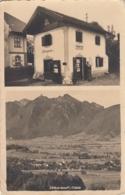 AK – OHLSTADT - Panorama - METZGEREI L. Siebert 1922 - Garmisch-Partenkirchen