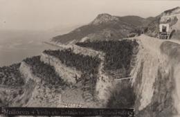 AK - MALLORCA - Pferdefuhrwerk Auf Dem Weg Von Estellencs Nach Banyalbufar 1920 - Mallorca