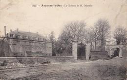 Avesnes Le Sec - France