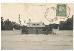 TUNISIE 5C AU RECTO CARTE C. HEX SAINT GERMAIN 1911 - Tunisia (1888-1955)