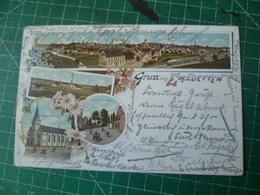 Gruss Aus Emsdetten. Cachet Poste De 1898 - Emsdetten