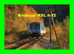 RU CT 29 - Autorail RGP X 2736 Vers SAINT-CLAUDE - Jura - SNCF - Trains