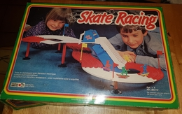 Rare Circuit Skateboard De Chez Vullierme - Toy Memorabilia