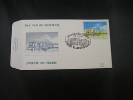 """BELG.1991 2404 FDC (Florenville) : """" Journée Du Timbre 1991 Dag V/d Postzegel """" - 1991-00"""