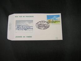 "BELG.1991 2404 FDC (Izegem) : "" Journée Du Timbre 1991 Dag V/d Postzegel "" - FDC"
