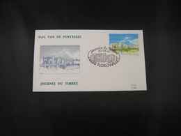 """BELG.1991 2404 FDC (Florenville) : """" Journée Du Timbre 1991 Dag V/d Postzegel """" - FDC"""