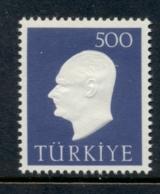 Turkey 1959 Kemal Ataturk MLH - Used Stamps