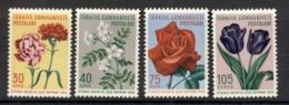 Turkey 1960 Spring Flower Festival MLH - Unused Stamps