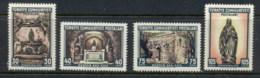 Turkey 1962 Virgin Mary, Ephesus MLH - Unused Stamps