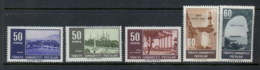 Turkey 1964 Views MLH - Unused Stamps