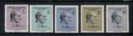 Turkey 1965 Kemal Ataturk MLH - Unused Stamps