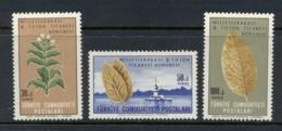 Turkey 1965 Tobacco Congress MLH - Unused Stamps