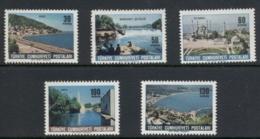 Turkey 1965 Views MLH - Unused Stamps
