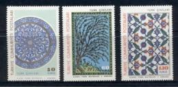 Turkey 1966 Tiles MLH - Unused Stamps