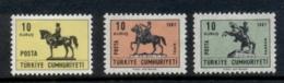 Turkey 1967 Ataturk Statur MLH - Unused Stamps