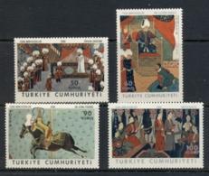 Turkey 1968 Miniatures MLH - Unused Stamps