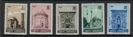 Turkey 1968-69 Historic Buildings MLH - Unused Stamps