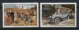 Turkey 1969 Ataturk Arrival In Ankara MLH - Unused Stamps