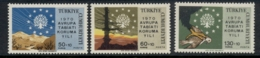 Turkey 1970 European Nature Conservation Year MLH - 1921-... Republic